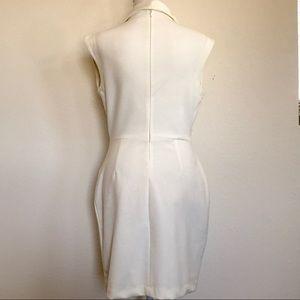 Banana Republic Dresses - White Banana Republic Size 4 Dress